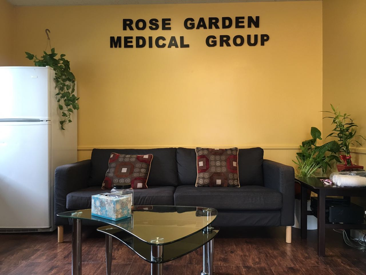 Rose Garden Acupuncture