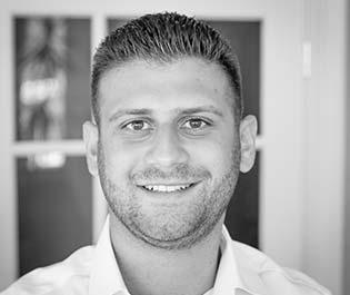 Andrew Damcevski, CFP, Financial Planner - Headshot