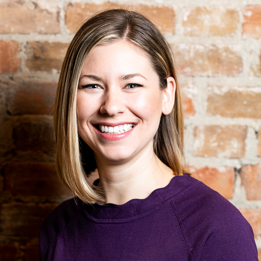 Claire Beams, CFP®, CPA, Financial Planner - Headshot