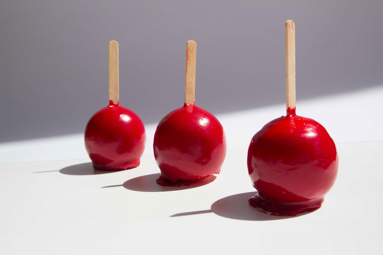 GELATOFFEE APPLE - the Messina toffee apple