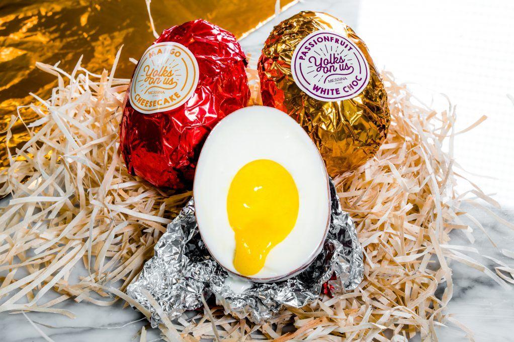 Easter egg 2018 - yolk's on us