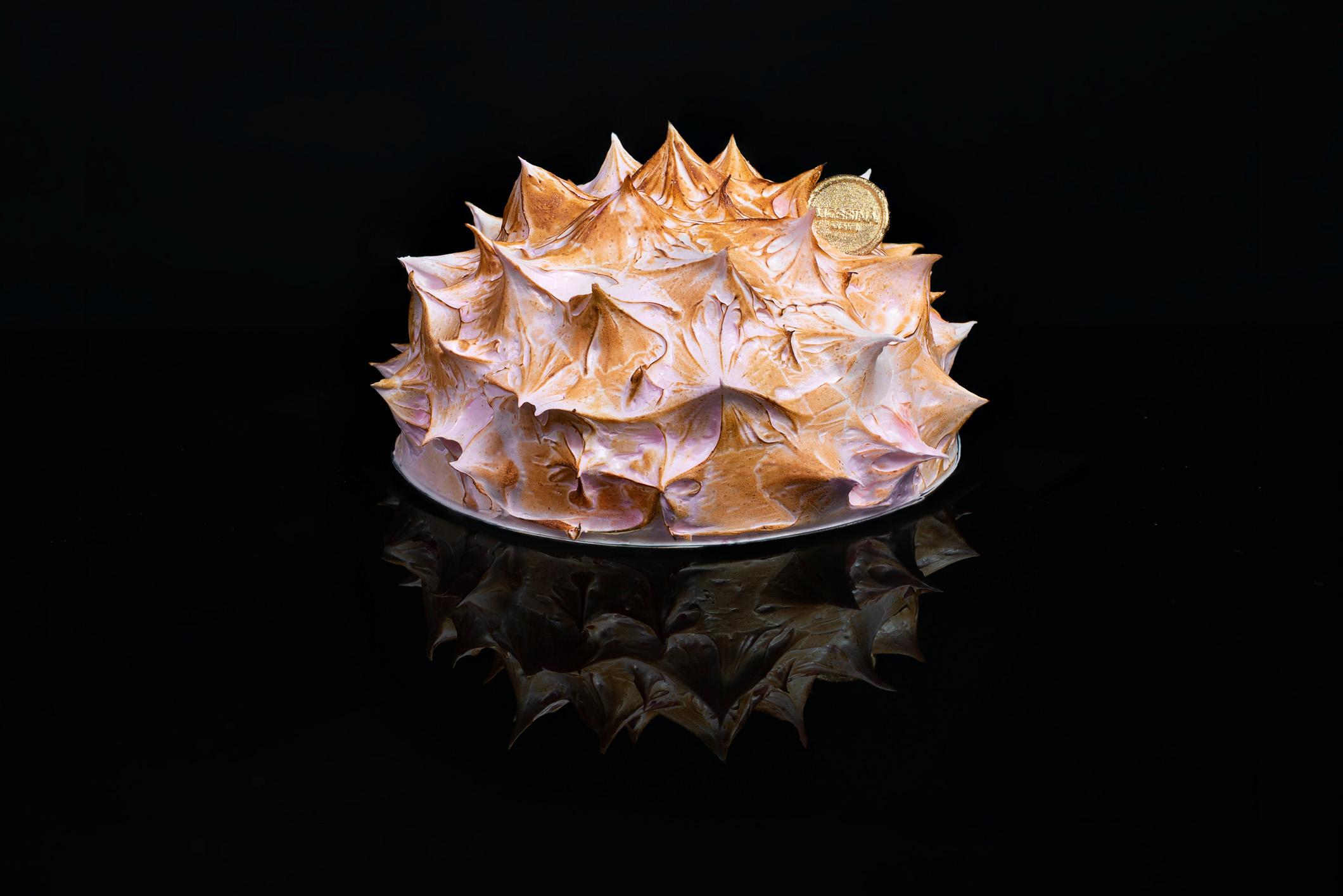 Bombe Alaska Gelato Cake