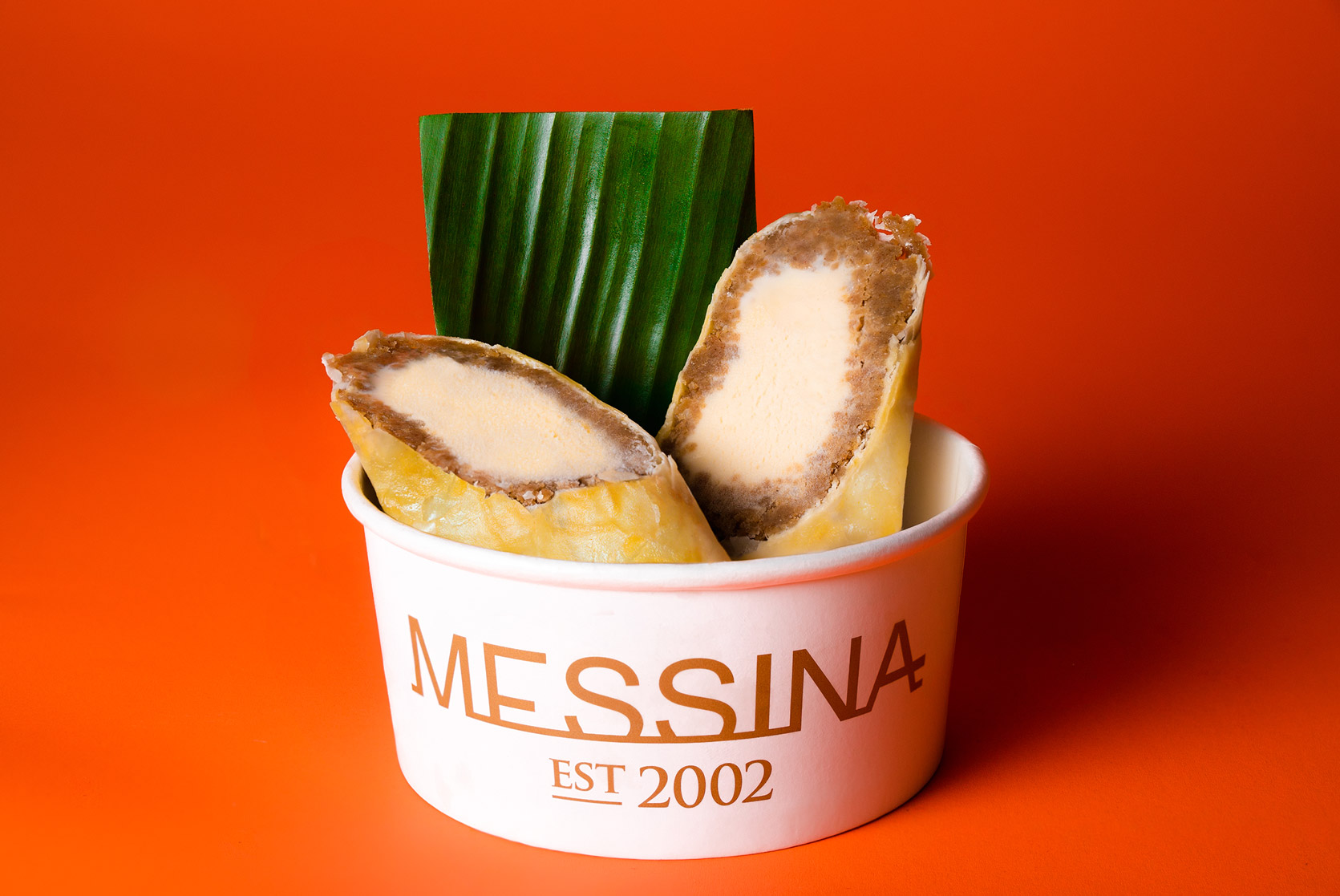 Thrilla from Manilla Night Noodle Dessert by Gelato Messina