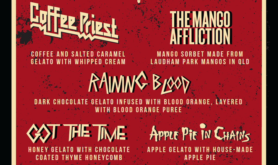 Download Festival menu