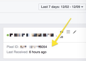 facebook-tracking-pixel-id