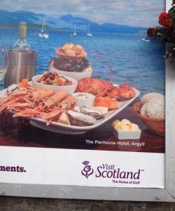 Visit Scotland poster
