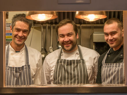 Pierhouse People: our talented Chef team