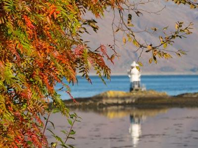 West Coast Autumn Escape