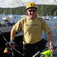 Nick cycles for charity