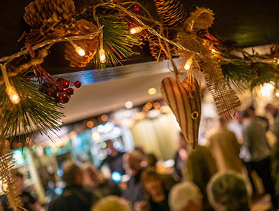 Festive cheer at The Pierhouse