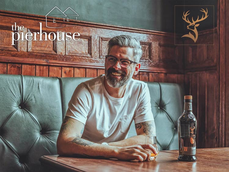 An evening of whisky with Mark Thomson of Glenfiddich