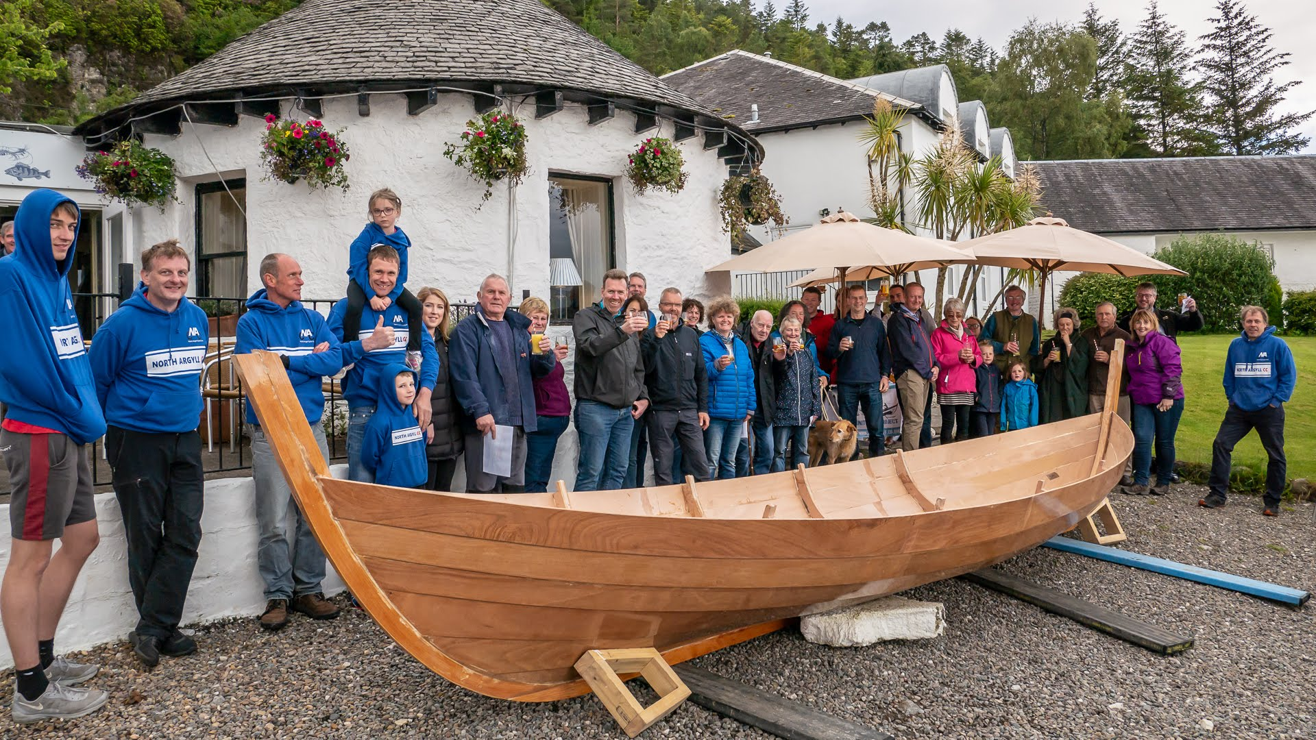 Appin Community Skiff Project