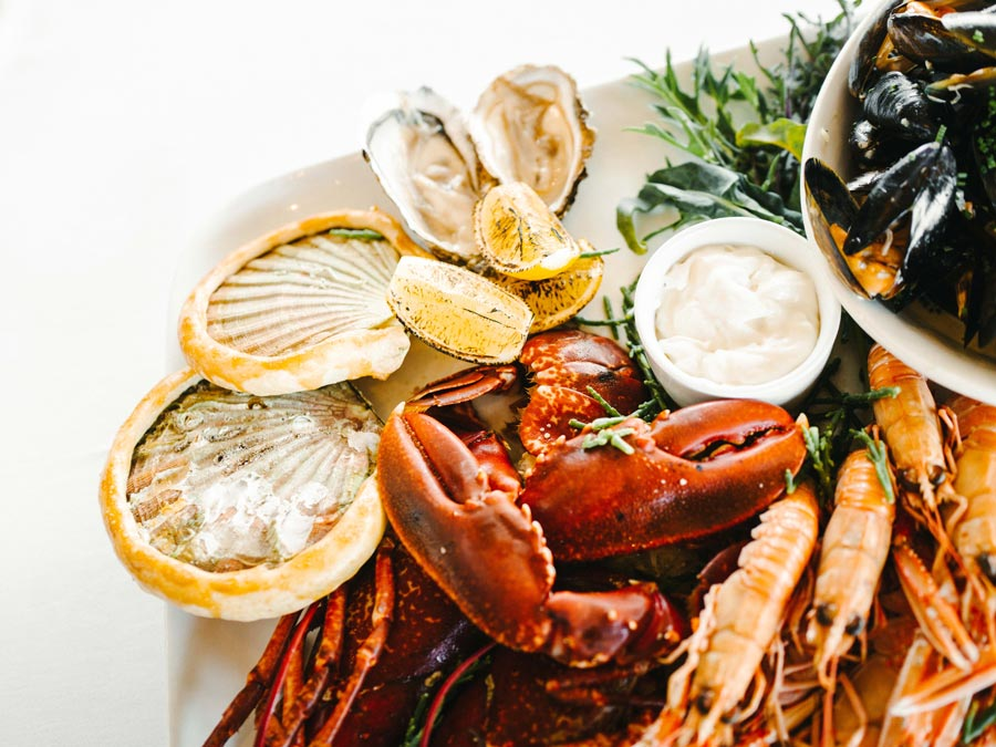 New season menu at The Pierhouse Hotel & Seafood Restaurant