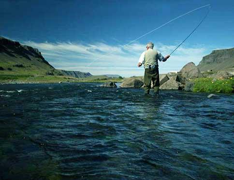 Sea and fresh water fishing