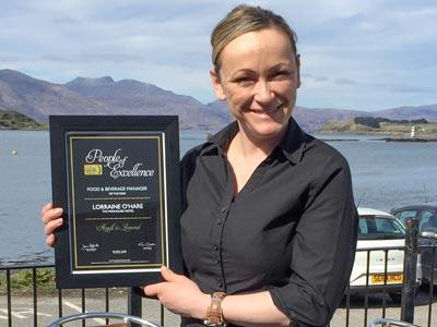 Lorraine O'Hare - Restaurant & Bar Manager