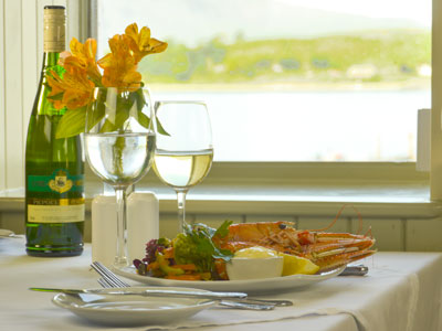 Excellent food, wine and service, with dishes simply cooked to perfection