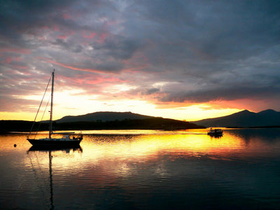 The perfect yachting and sailing destination on Scotlands west coast: The Pierhouse Hotel