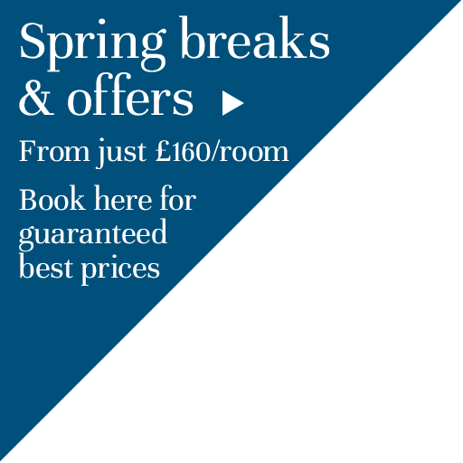 Winter breaks & offers now available - book here for best prices