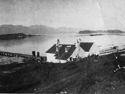 Historic Appin images courtesy www.appinhistoricalsociety.co.uk