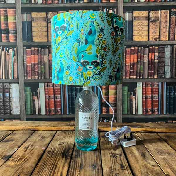 Make Your Own Boozy Lamp and Shade with Glasgow's Braw Wee Emporium
