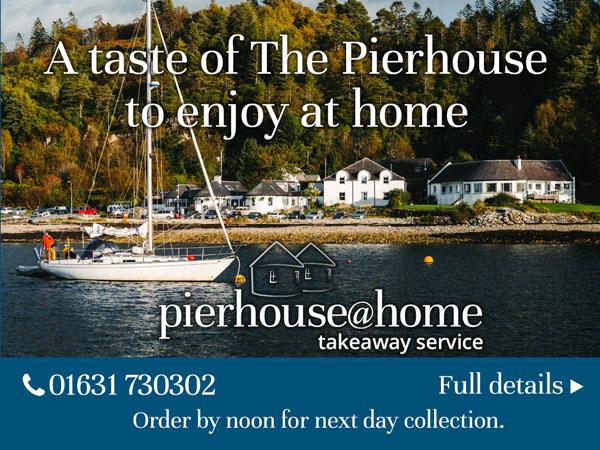 pierhouse@home takeaway service