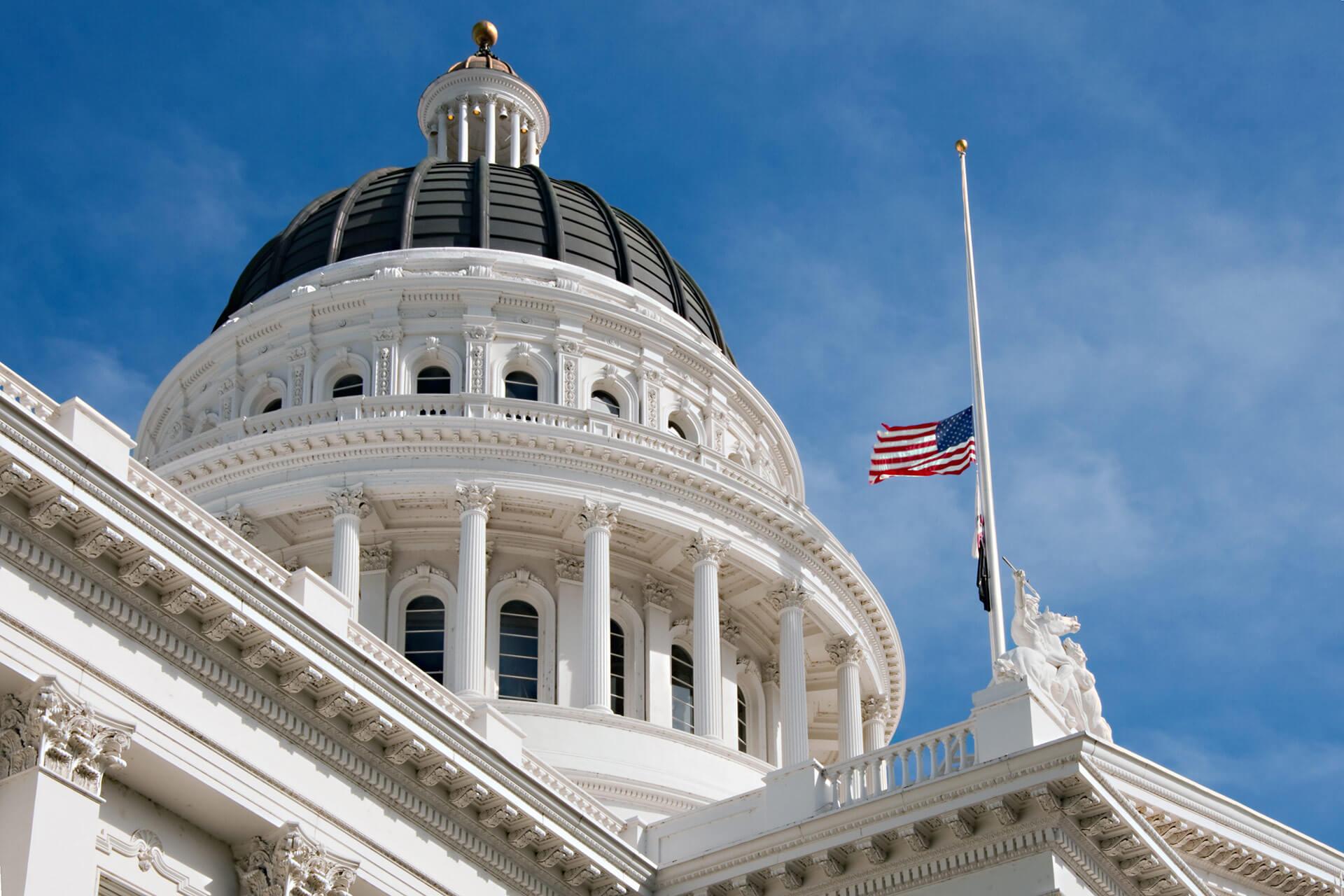 The California legislature passed Assembly Bill 1281