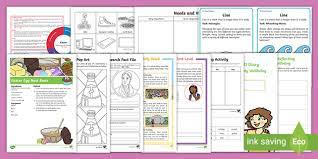 Home learning Twinkl Packs