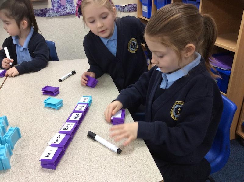 Children talking about their ideas - dialogic teaching