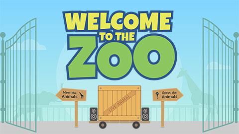 Phonicsplay - Welcome to the Zoo