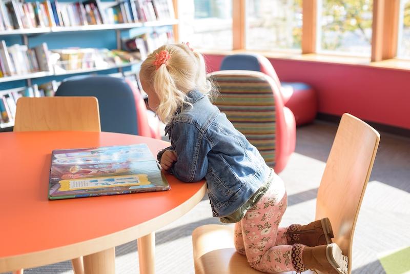 Reading for enjoyment