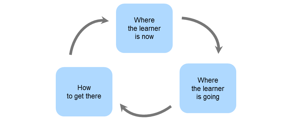 Assessment for learning as a feedback loop