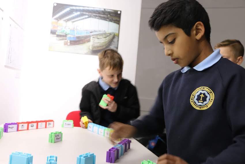 building a model as retrieval practice