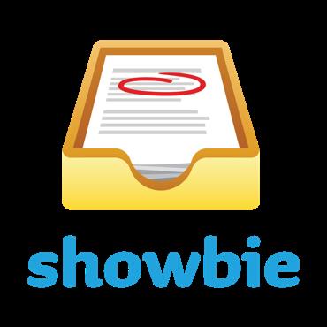 The Showbie app
