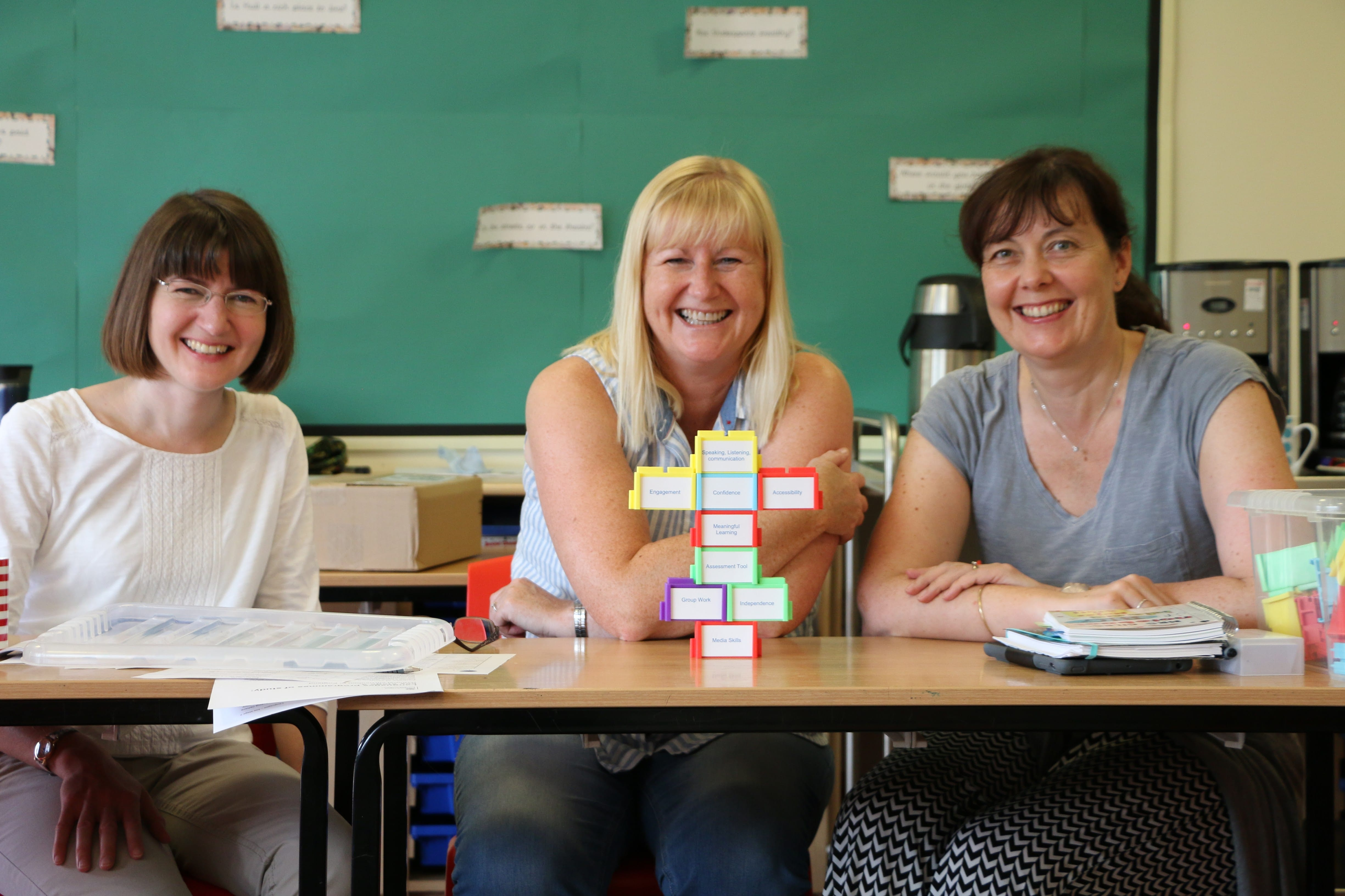 teaching staff embracing the generative learning theory