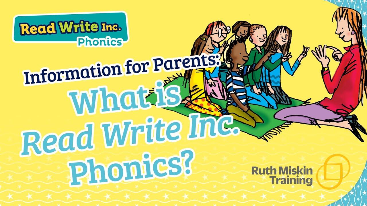 Read Write Inc for Parents