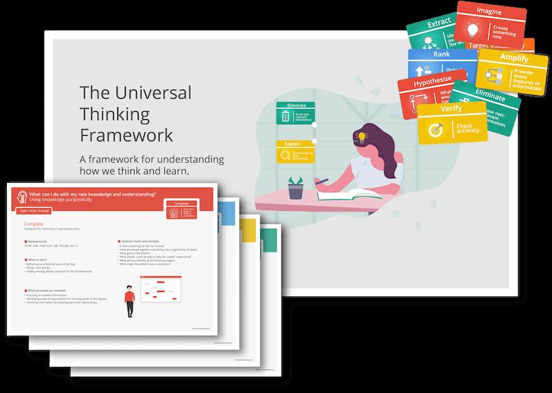 The Universal Thinking Framework
