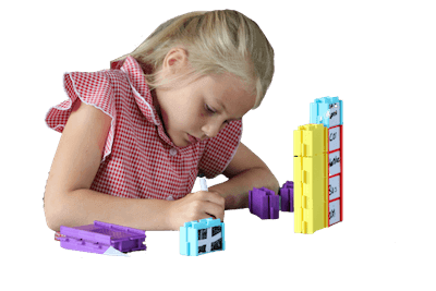 Using structural learning building blocks for understanding