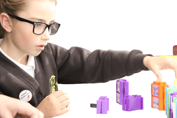 Learning blocks in the classroom