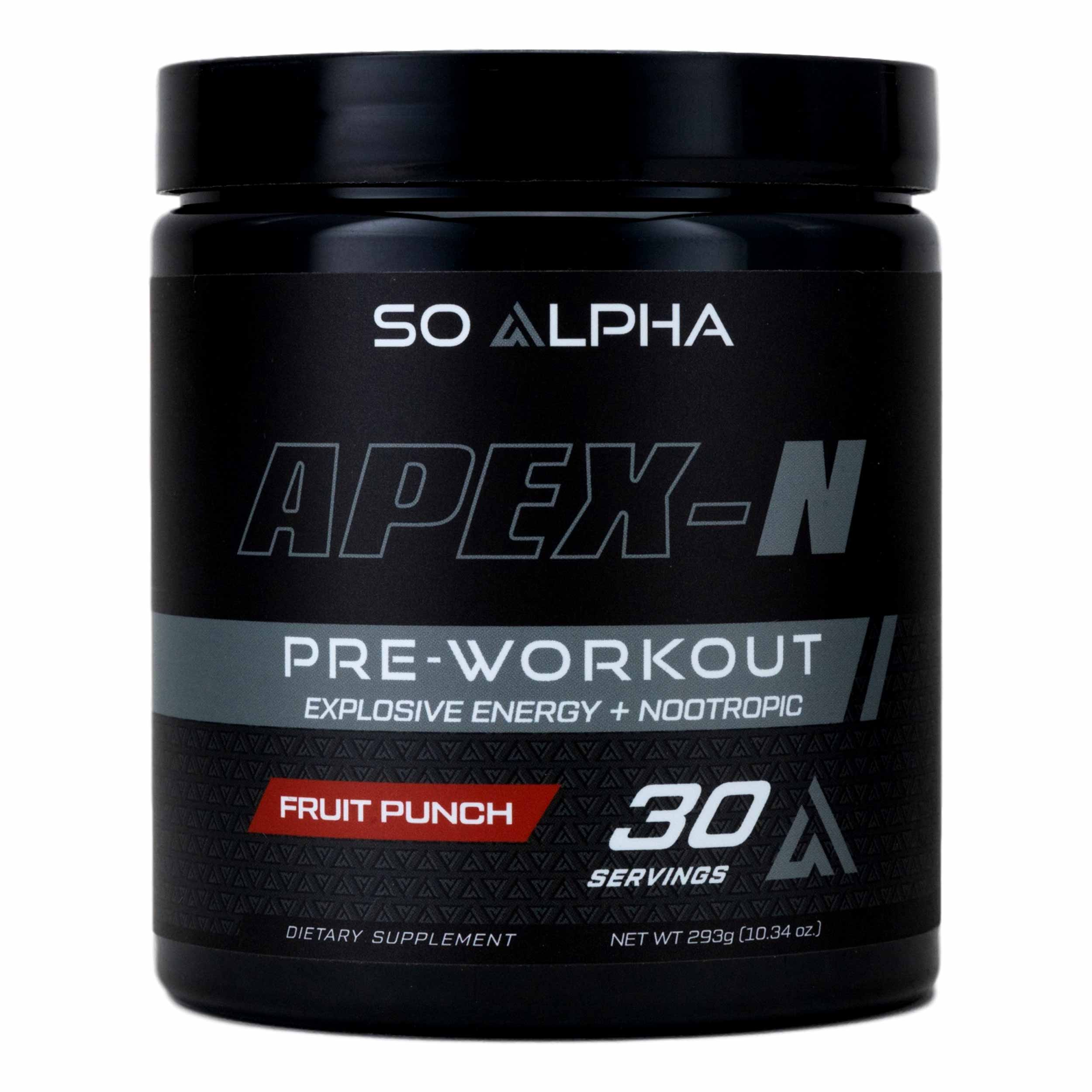 Pre Workout Product Photos by Results Imagery