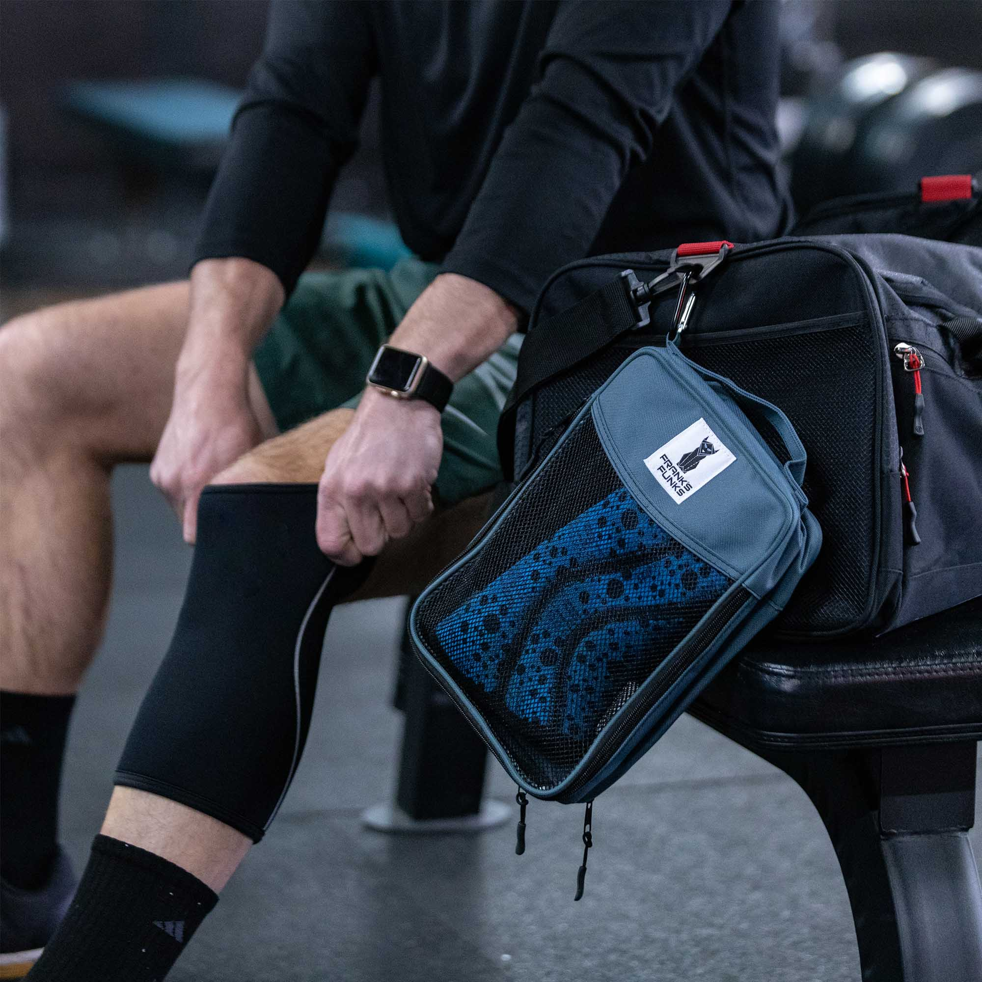 Fitness Gear Lifestyle Product Photography by Results Imagery