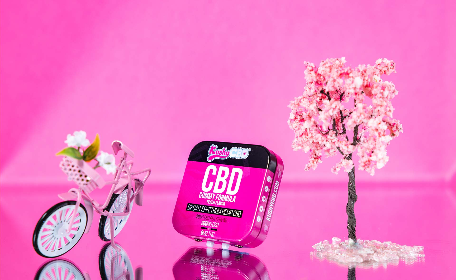 CBD Product Photography by Results Imagery, Creative In Studio Product Photo