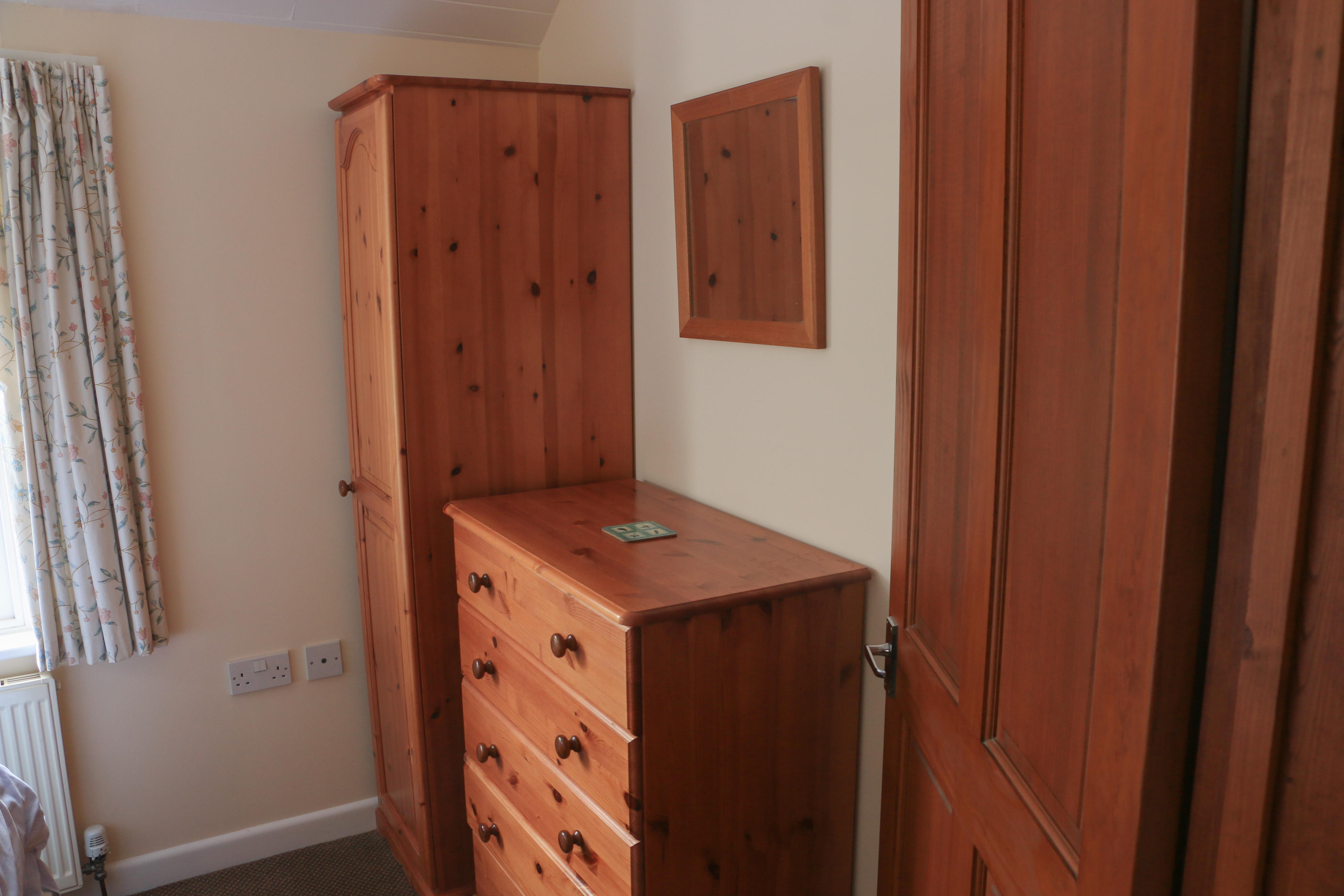 Storage in the Master Bedroom