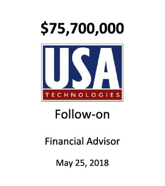 USA Technologies, Inc.
