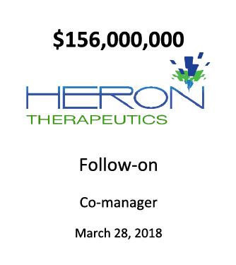 Heron Therapeutics, Inc.