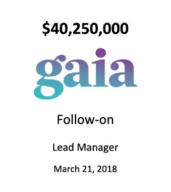 Gaia, Inc.