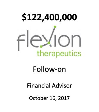Flexion Therapeutics, Inc.