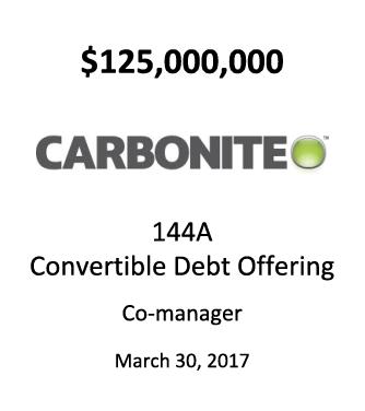 Carbonite, Inc.
