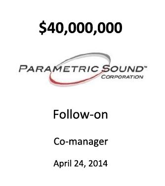 Parametric Sound Corporation