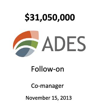 Advanced Emissions Solutions, Inc.