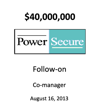 PowerSecure International, Inc.